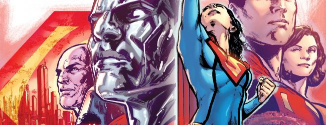 Review: Superwoman #1