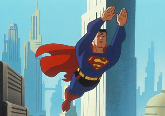 Man of Steel Superman The Animated Series