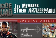 Suicide Squad: Ammo For Antiheroes