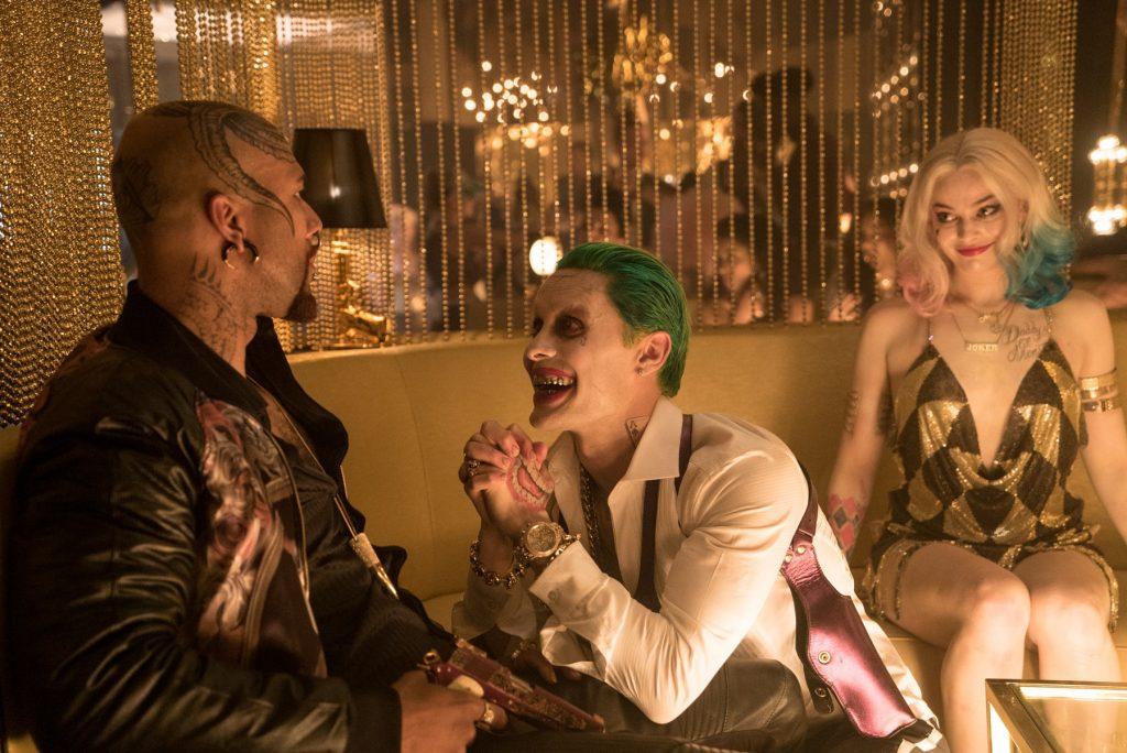 Joker Leto Suicide Squad