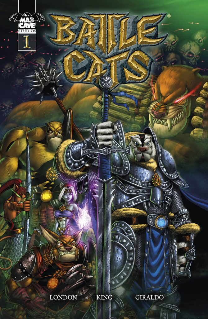 Battlecats Mad Cave Studios