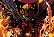 Justice League Dark: Rise The Demon Etrigan