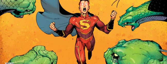 Review: New Super-Man #3