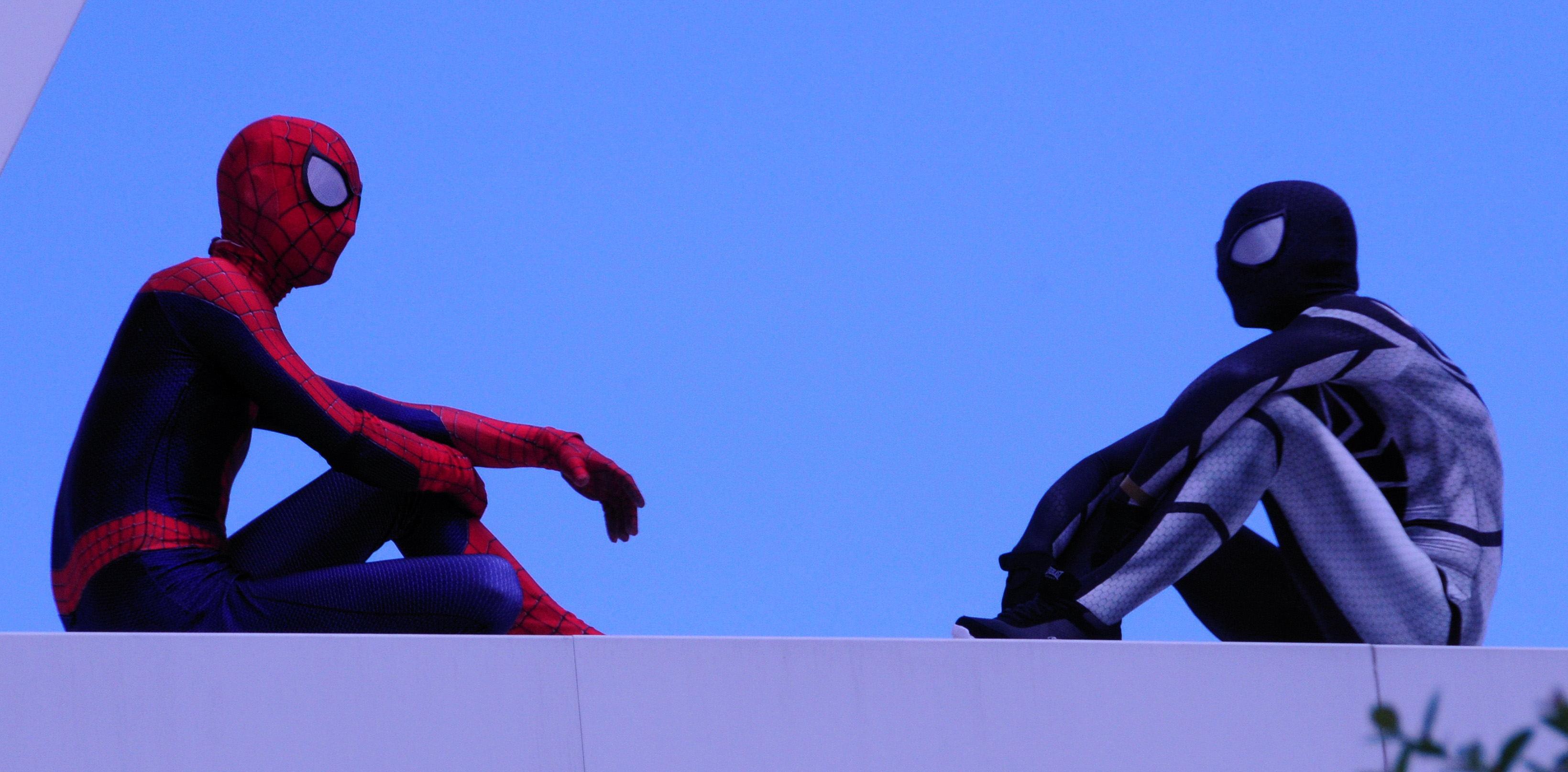 Spiderman Cosplay Baltimore Comic Con BCC