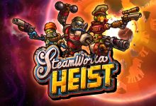 Game Review: Steamworld Heist