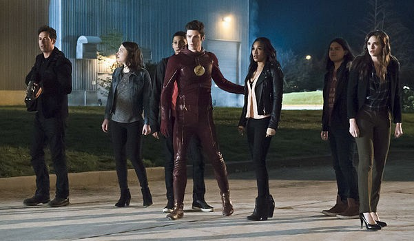 The Flash Season 2 Finale