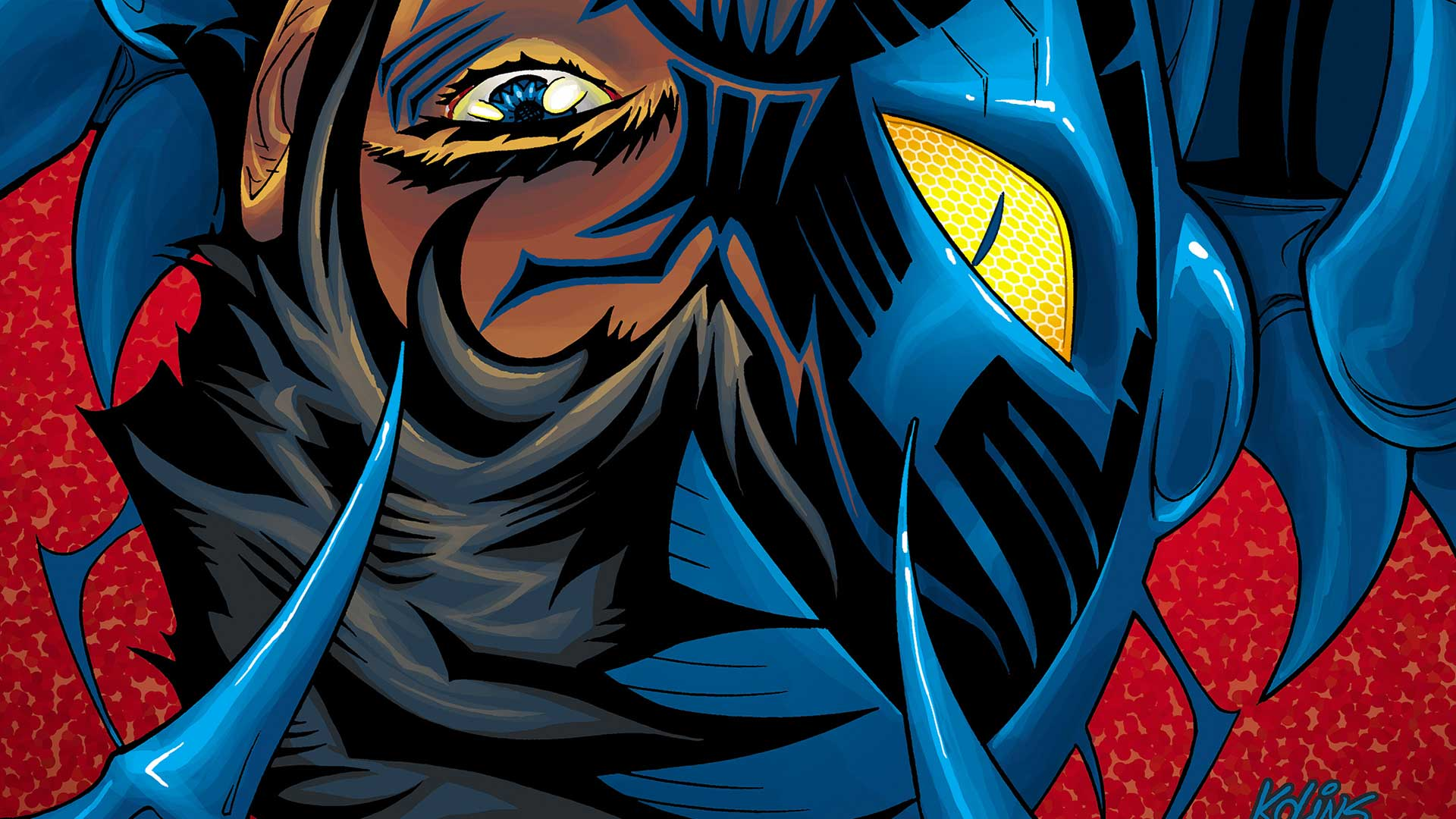 review blue beetle rebirth 1 comiconverse