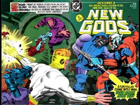 Darkseid New Gods Fourth World