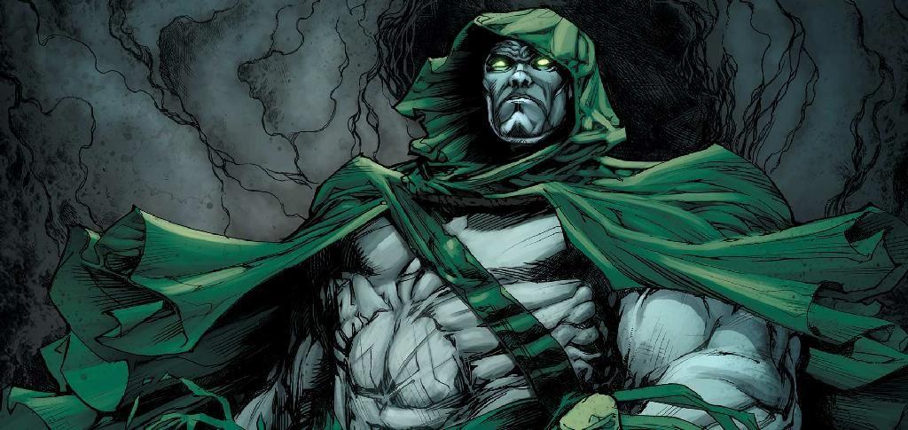 DC Comics Show Spectre