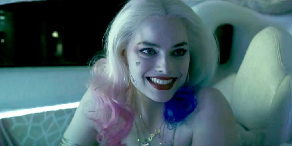Warner Brothers Harley Quinn Suicide Squad