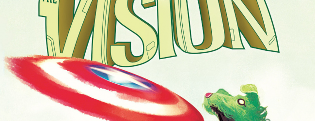 Review: The Vision #11