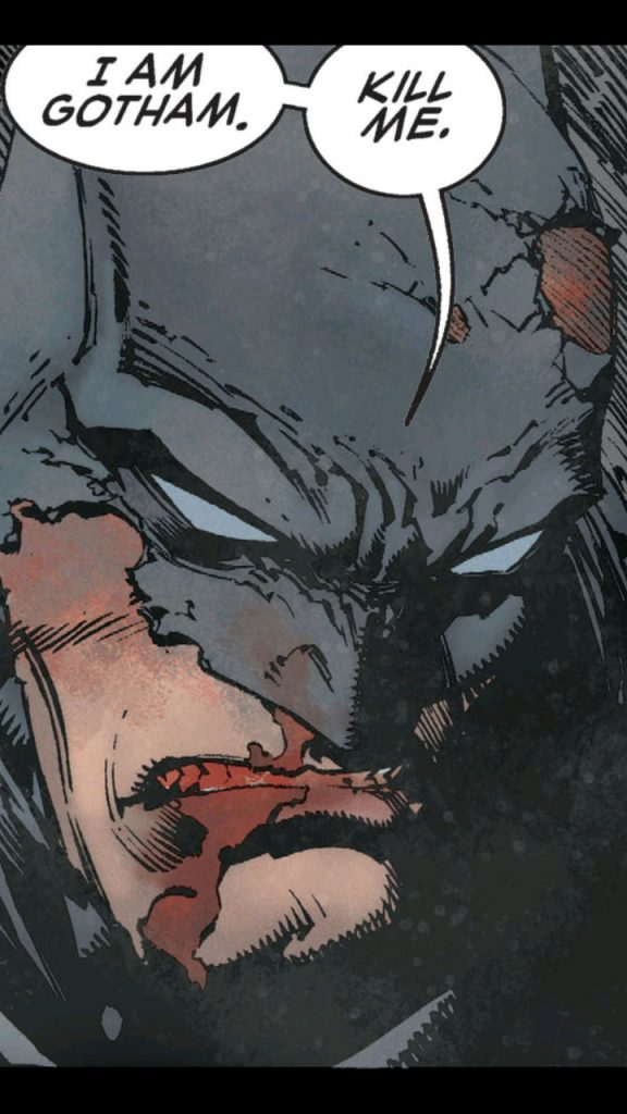 DC Batman Rebirth