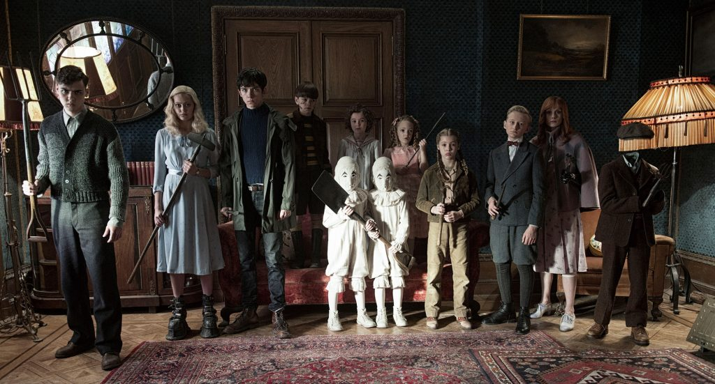 Credits :Miss Peregrine's Home for Peculiar Children