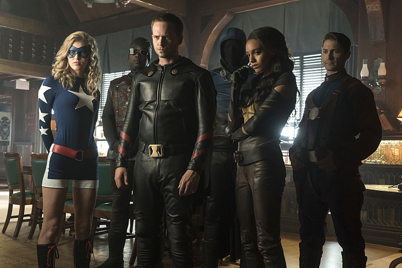The CW, Legends of Tomorrow