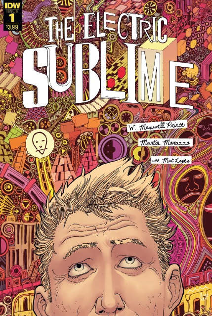 The Electric Sublime cover