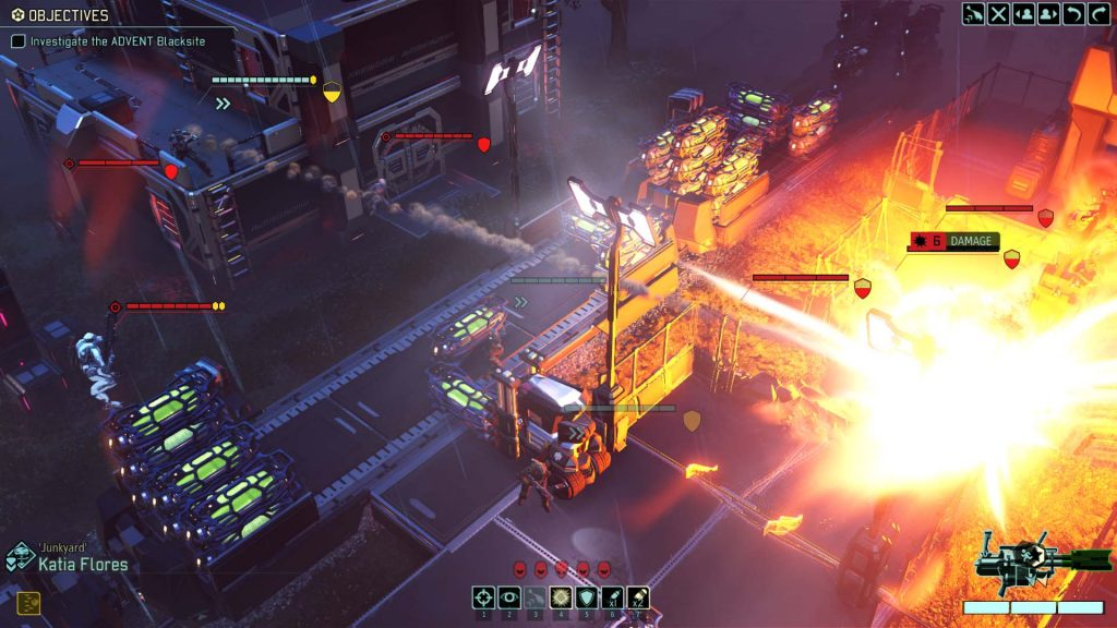 XCOM 2 gameplay tactical 2