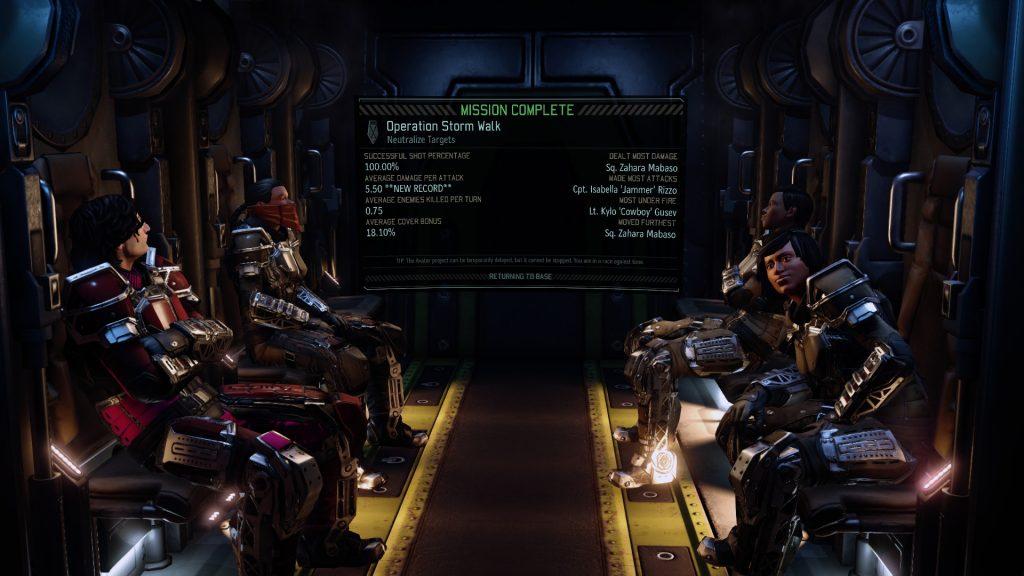 XCOM 2 returning in Skyranger
