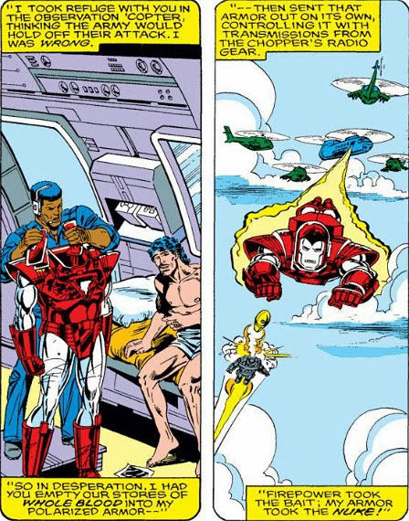Iron Man 231 - Faking Iron Man's death