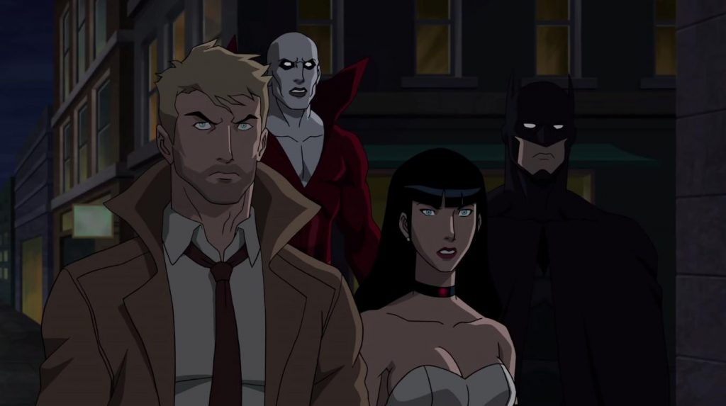 Justice League Dark Batman