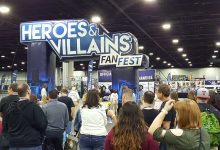 Heroes And Villains Fan Fest: A Fabulous Finale