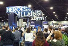 Heroes And Villains Fan Fest: A Fabulous Finale