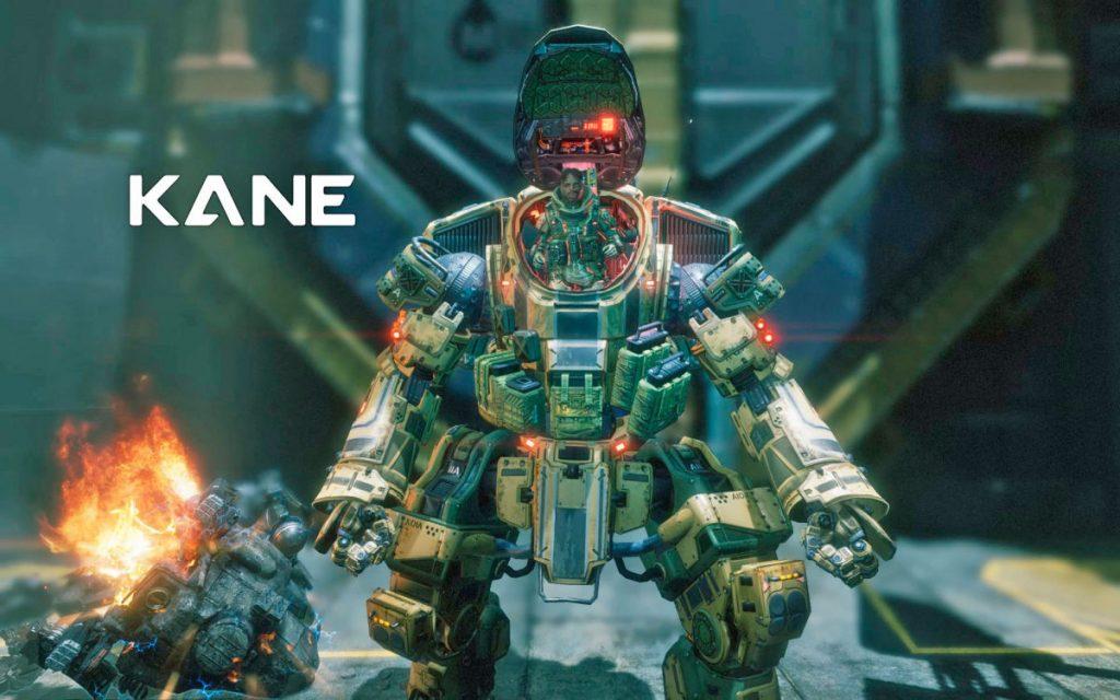 Titanfall 2 Boss Titan Kane