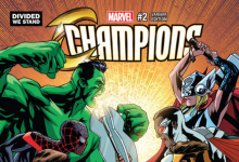 Review: Champions #2