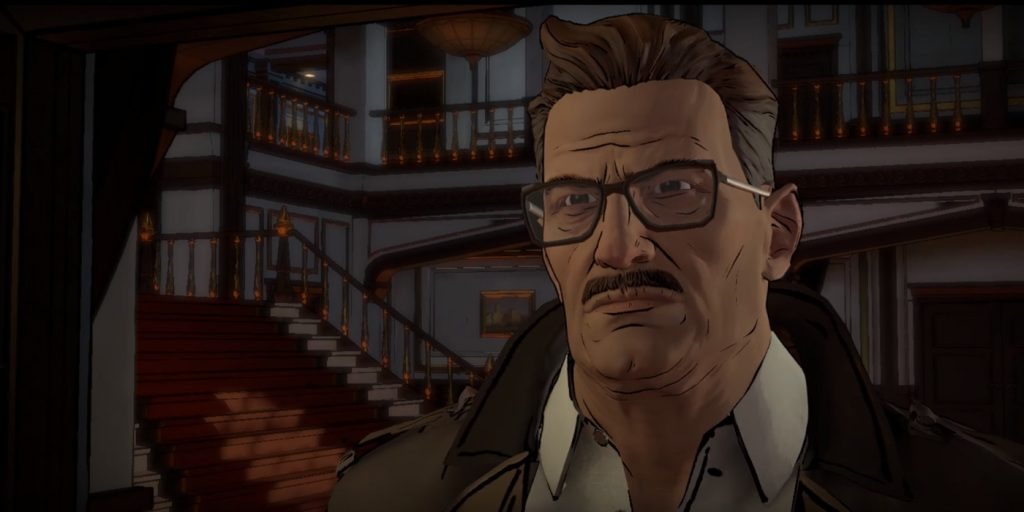 Batman Telltale Gordon