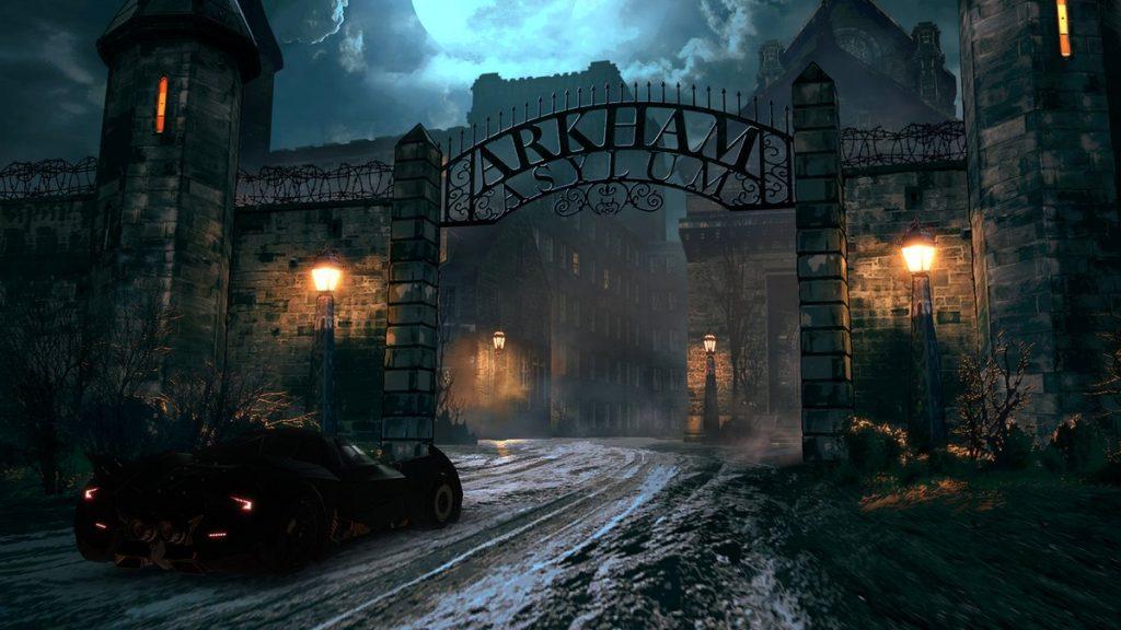Batman Telltale Arkham Asylum