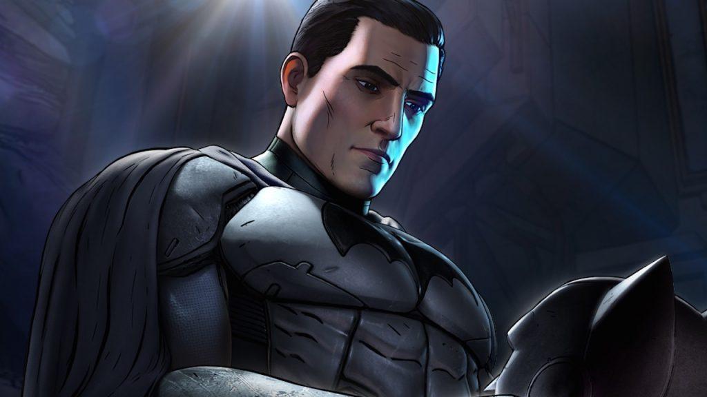 Batman Telltale Bruce Unmasked