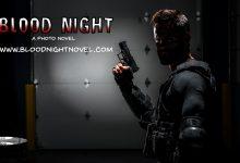 Blood Night: A Novel Approach to Comics