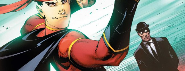 Review: New Super-Man #7