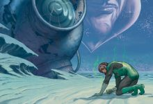 Review: Planet Of The Apes/Green Lantern #1