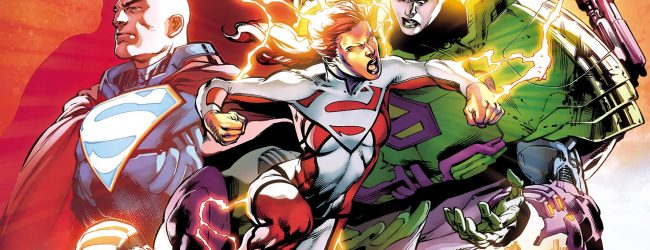 Review: Superwoman #6