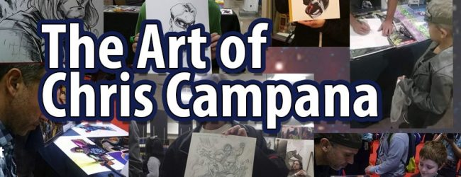 Chris Campana: Beyond Con Artist