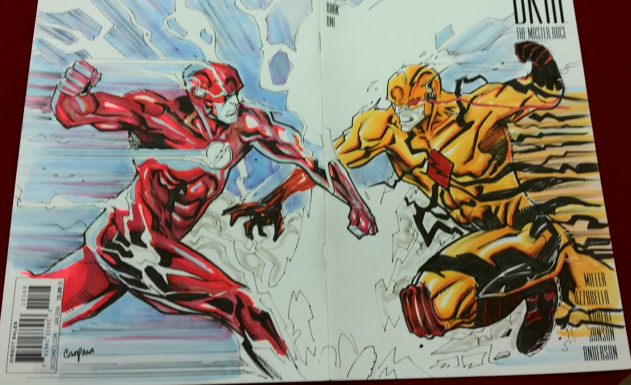 ssion Flash / Reverse Flash