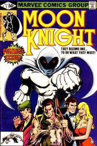 Chris Campana Moon Knight