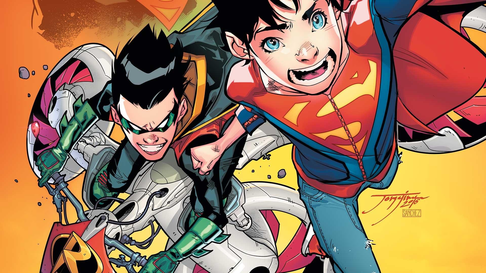 Super Sons 1 Recensione Robin e Superboy uniscono le forze-4435