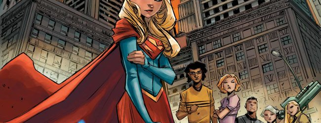 Review: Supergirl #6