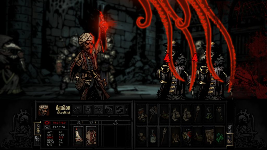 Darkest Dungeon Occultist