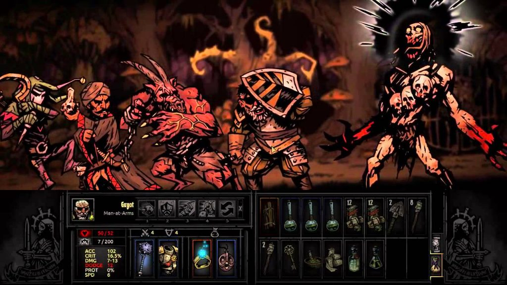 Darkest Dungeon Scream Stress Attack