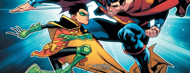 Review: Super Sons #3