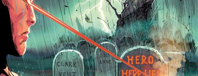 Review: Superwoman #9