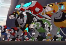 Voltron Legendary Defender: Not The Voltron I Grew Up With