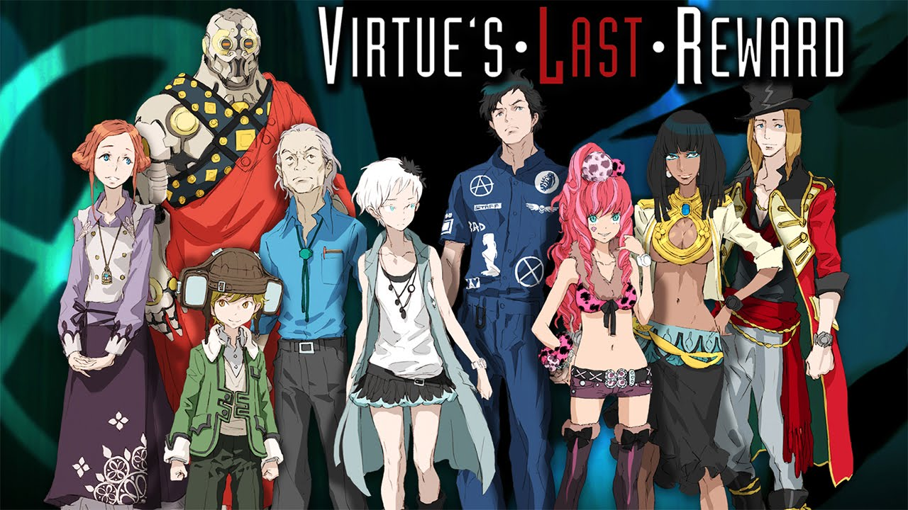 Virtue's Last Reward Cast