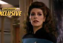 Star Trek The Next Generation: 5 Questions With Marina Sirtis