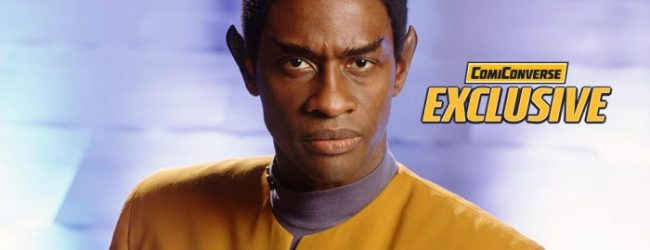 Star Trek Voyager: 5 Questions With Tim Russ
