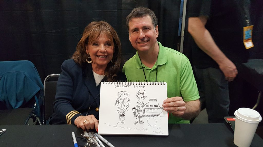 East Coast Comic Con, Dawn Wells, Gilligan's Island