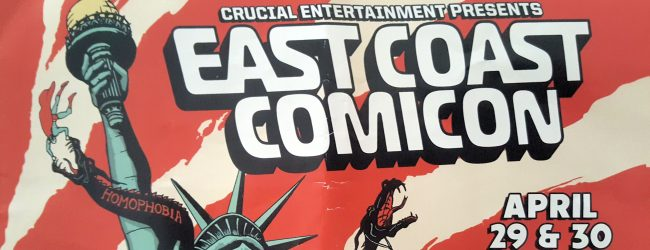 East Coast Comicon Is Classic