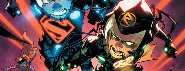 Review: Super Sons #4